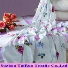 Soft Hand Feeling Cotton Bed Sheet