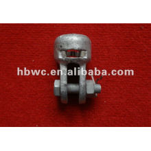 WS type socket clevis for power fitting