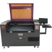 Embroidery Crafts Video Camera Laser Cutting Machines Model GLS-1280V