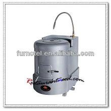 F090 Freistehender elektrischer Kartoffelschäler