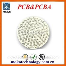 Fábrica de produtos OEM placa de alumínio PCB para produtos de led