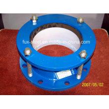 Adaptateur de bride de joint de dilatation en acier au carbone