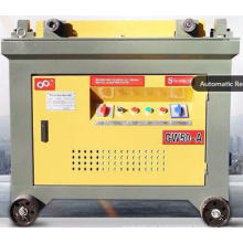 Automatische Rebar Biegemaschine Bender / hydraulische Rebar Cutter Bender