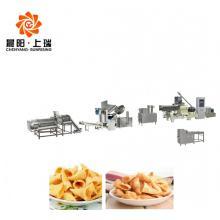 Bugle snacks machine automatique de casse-croûte de bugles frits