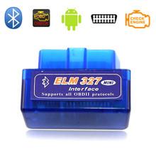 Super-Mini v1. 5 Elm327 Bluetooth OBD2 Adapter Auto Scanner Obdii Bluetooth Elm 327 unterstützt alle Obdii