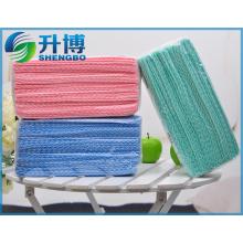 Novos toalhetes descartáveis biodegradáveis