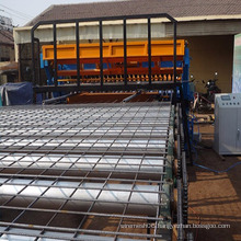 5-12mm Automatic Deformed/Reinforcing Steel Bar Concrete Welded Wiremesh Making Machine (XM0616)