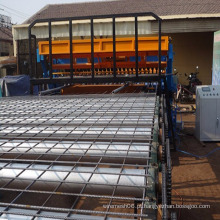 5-12mm automático deformado / reforçando o concreto de barra de aço soldada Wiremesh que faz a máquina (XM0616)