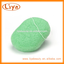 Colorful Facial cleaning Konjac sponges in travel size