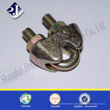 China supplier carbon steel zinc plated u head bolt with nut