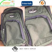 Mode-Design PU-beschichtetes 100% Polyester-Rucksack-Gewebe mit heißem Verkauf