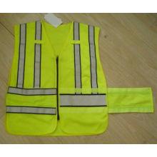 2015 Manufacturer High-Visibility Safety Vest Reflective Vest
