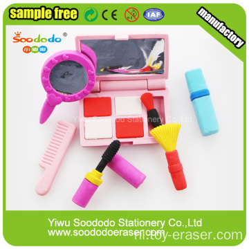 3D fashion make-up kam Briefpapier Eraser