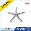 China Manufacturing Custom Metal Cast Aluminum Tables and Chairs Base