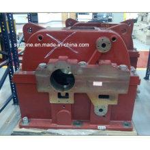 Carcaça da carcaça de areia do OEM com fazer à máquina do CNC