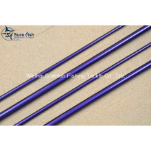 Free Shipping Toray Nano Carbon Boat Fishing Rod Blank