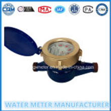 Multi jet mechanical water meter dn15-25mm
