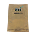 Aluminum Foil Three Side Seal Pouch Plastic Bags