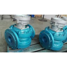 High Precision Cast Iron Roots Flow Meter Ht050r