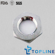 Tuerca hexagonal de acero inoxidable (accesorios de tubería 150LB)