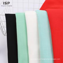 Slub tingido tecido de alta qualidade girou a tela 100% de rayon