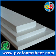 Hoja de PVC colorido blanco negro y gris rojo para la impresión al aire libre