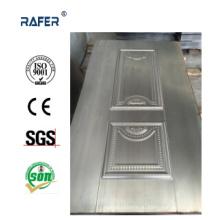 Горячая Проштемпелеванная стальная дверь кожа (РА-C029)