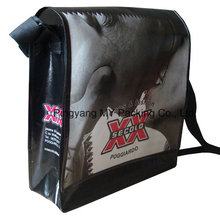 Eco Friendly Strap PP Non-Woven Messenger Bag
