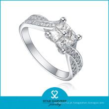 O mais novo presente 925 anel de prata esterlina para amostra grátis (R-0149)