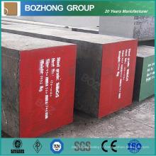 1.2842 DIN 90mnv8 AISI O2 moule carré barre en acier