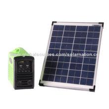 Solar Power Source, Sealed Lead-acid Battery