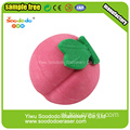 Mini Marchew Shaped Eraser Wykonane W Chinach