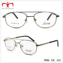 Vidrios de lectura de moda del metal de las señoras (WFM503031)