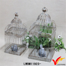Wholesale Vintage Rustic Shabby Chic Iron Birdcage