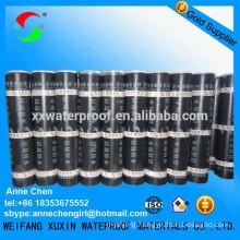 4mm best quality sbs modified bitumen waterproof membrane housing