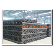 Tela de geogrel, poliéster Biaxial Geogrid Made in China