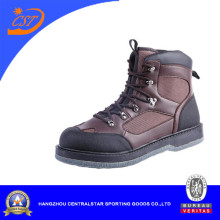 Made in China Felt Sole Fishing Outdoor Wading Boots (66255)