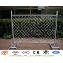 Vorübergehendes Stahlbau-Fechten / tragbarer Bau-Zaun