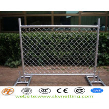 Temporary Steel Construction Fencing/Portable Construction Fence