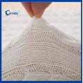 Couverture de coton de fleurs de chanvre de haute qualité (QHBL0091)