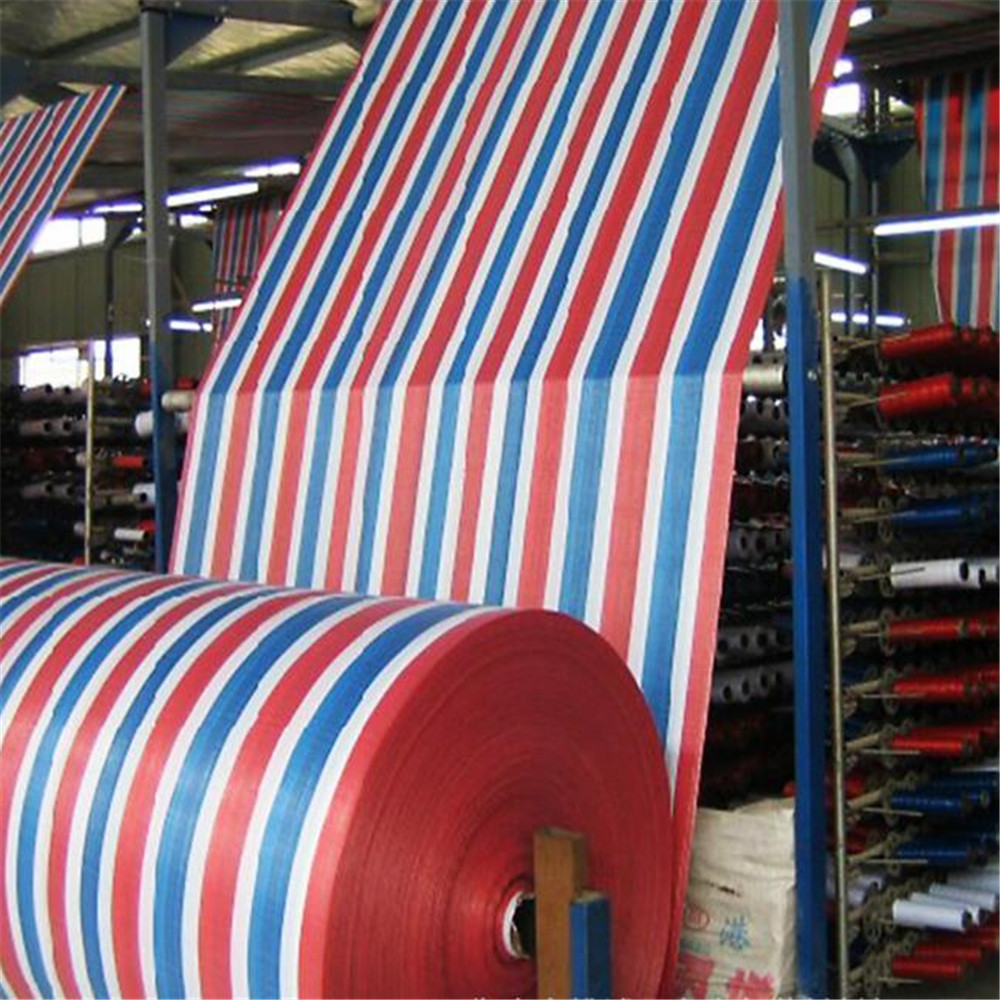 PE strip tarpaulin