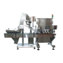 DF200 Automatic Linear Screw Capping Machine