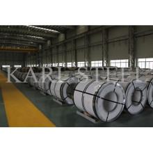 Karl Steel Gute Qualität 2b Finish / Oberfläche 430 Edelstahl Spule