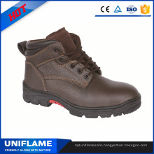 Low Cut Pig Leather Lining Safety Boots