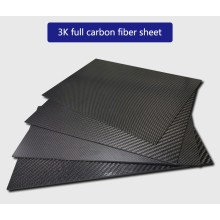 High Composite Hardness Material Carbon Fiber Board