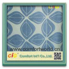 Wholesale new style ningbo supply nylon T/C flocking textile fabrics printing