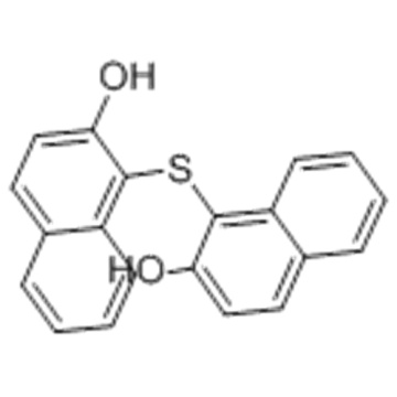 1,1'-Thiobis(2-naphthol) CAS 17096-15-0