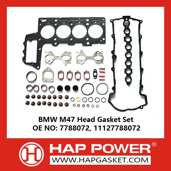 BMW M47 Head Gasket Set 7788072