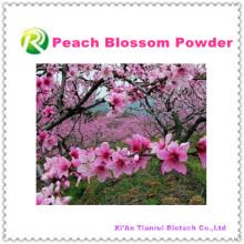 Hochwertiges 100% natürliches Pfirsichblüten Pulver