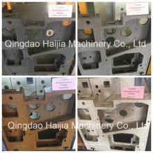 Qingdao Haijia Machinery Doppel Pumpe Vier Düse Dobby Wasser Jet Loom